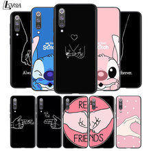 Silicone Cover BEST Friends BFF for Xiaomi Mi 10 9T CC9 Pro Note 10 9 8 A3 A2 A1