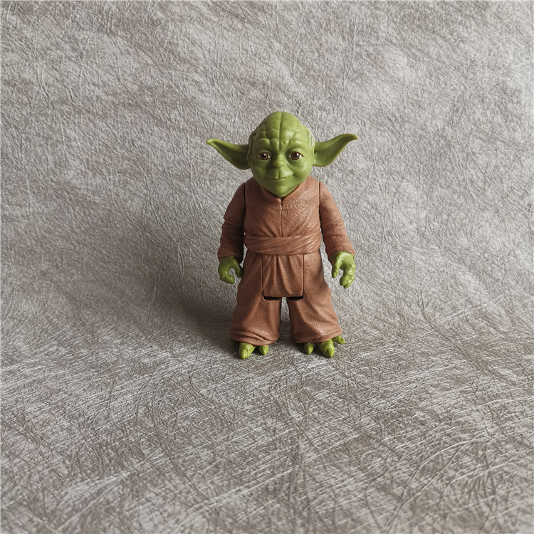 ALI shop ...  ... 32587613277 ... 4 ... Disney Star Wars Yoda Darth Vader Anime Figure Doll Toys The Force Awakens Jedi Master Yoda Anime Figures Lightsaber ...