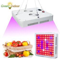 Luz Led de 1000W de espectro completo, luz para planta de interior, lámpara de cultivo 100 LED Fitolampy, tienda de cultivo, lámpara de siembra de flores Fito Phyto