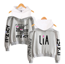 ITZY Hooded Sweatshirt (20 Models)
