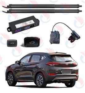 Image 2 - Better Smart Auto Electric Tail Gate Lift for Hyundai Tucson 2015+ years, very good quality, free shipping!with suction lcok!