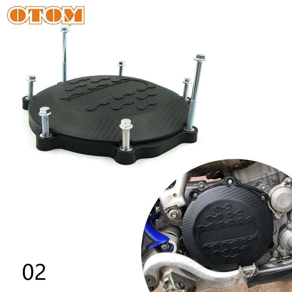 Защитный чехол для мотоцикла OTOM, черный защитный чехол для мотоцикла для YAMAHA WR250F YZ250FX YZ450F YZ450FX WR450F