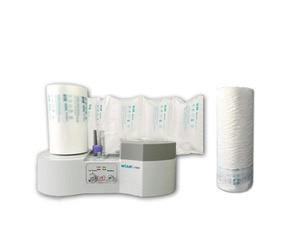Image 3 - Air Pillow Cushion Bubble Packaging Wrap Maker Machine  Air Pack 1000 + Film