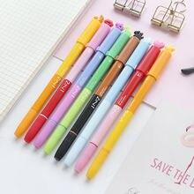 8 шт креативное милое двухсторонняя печать Цвет маркер ручка