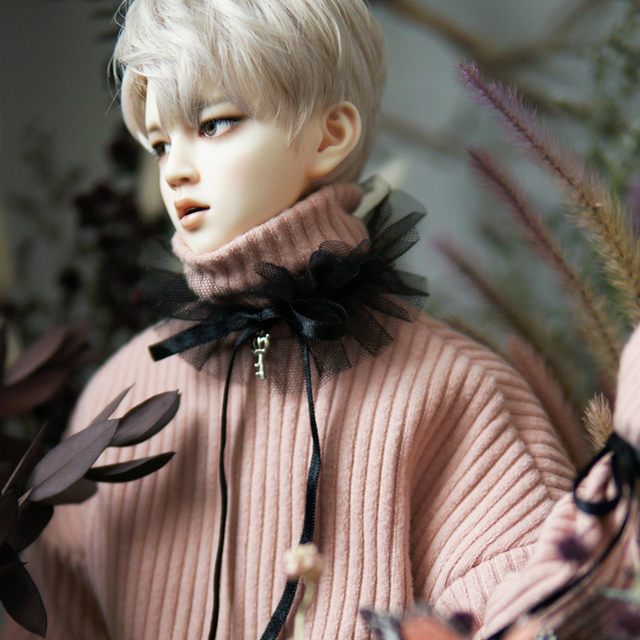Distant Memory Sunho 1/3 Doll BJD Fashion Korean Male Idol Style Ball Jointed Dolls Resin Gifts Toy for Girls 60cm