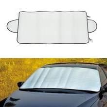 150*70 см ветровой экран покрытие окна автомобиля Солнечный