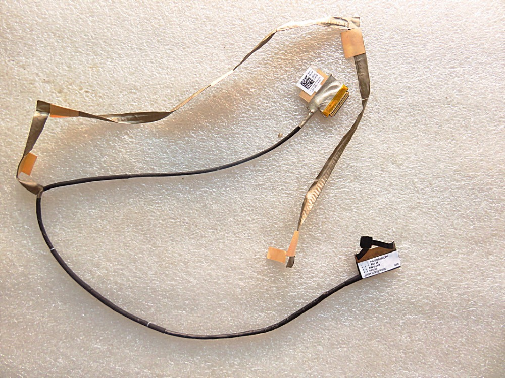 New For Dell Inspiron 15 7000 7557 7559 LED LCD LVDS CABLE DD0AM9LC010 014XJ8 14XJ8 CN-014XJ8 DD0AM9LC000