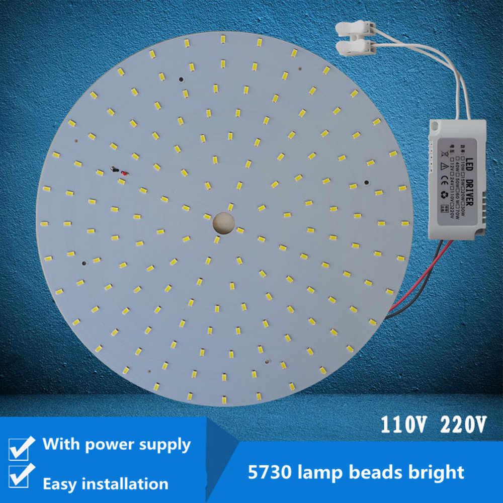 DIY LED Grow Light 10W 20W 30W 40W 50W Samsung 5730 Chip untuk Indoor Tumbuh tenda Akuarium Pertumbuhan Tanaman