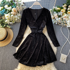 Women s Black Dress ...