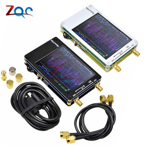 2.8 inch LCD Display NanoVNA Nano VNA Vector Network Analyzer Antenna Analyzer Standing Wave MF HF VHF UHF Genius 50KHz-300MHz(China)