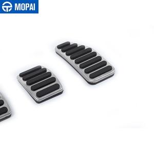 Image 5 - MOPAI Foot Pedal for Suzuki Jimny Manual 2019 Car Gas Brake Pedal Decoration Cover for Suzuki Jimny 2019 2020 Accessories