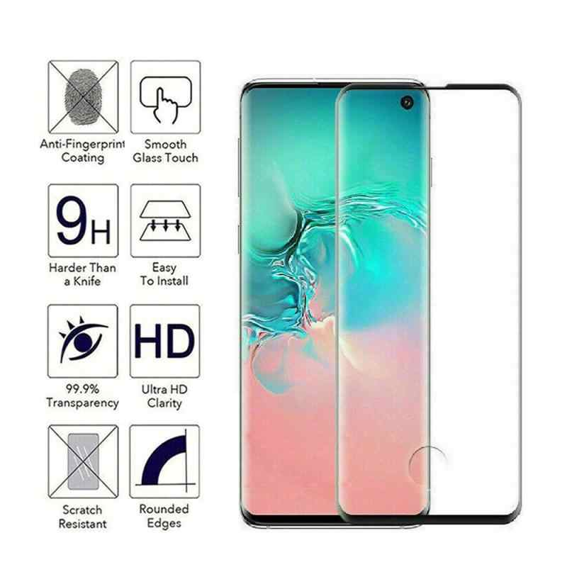20D Tempered Glass Screen Protector Film For Samsung Galaxy S20 Ultra Plus 5G Sreen Front Protective Case Cover 9H High Hard