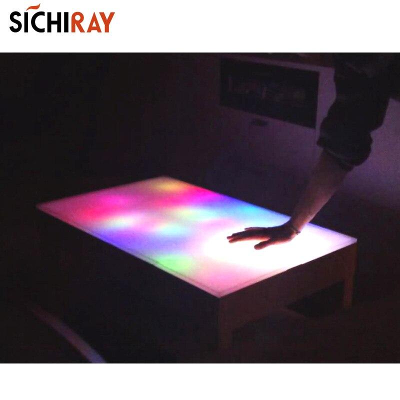 Interactive LED Module  Infrared Induction 16 Colors Change Gesture Control LED Light-emitting Sensor