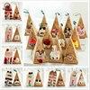 Cute Animal Design Deer Christmas Gift 3D Coral Velvet Thick New Year gift Socks