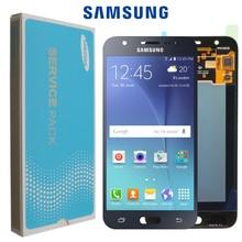 """מקורי 5.0 """"LCD לסמסונג J3 2016 תצוגת J320 J320F LCD מסך מגע Digitizer עבור SAMSUNG Galaxy J3 2016 j320FN תצוגה"""