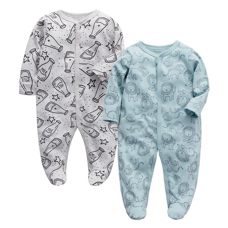 Care Pijama Unisex beb/é Pack de 2