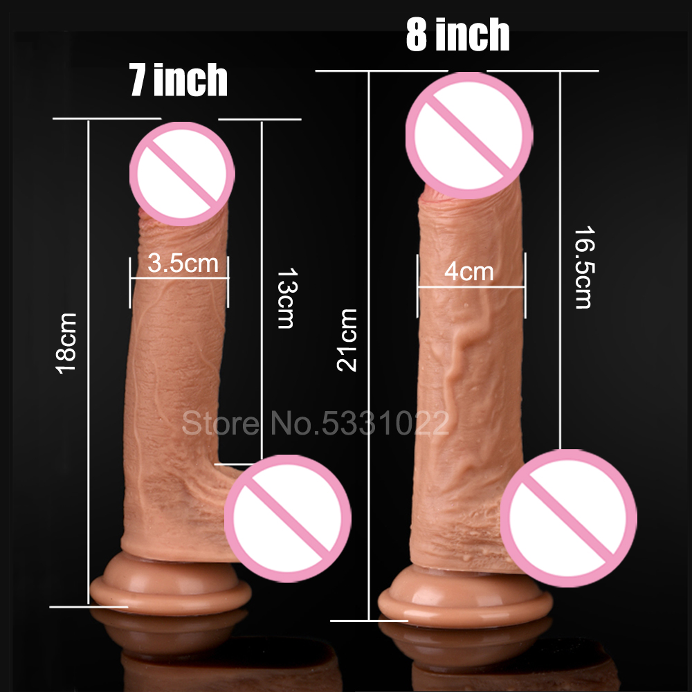 Thick 8 dick inch Thick