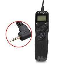 Intervalometer Temporizador controle Remoto Para Canon EOS 350D 1100D MC-C1 1200D 1000D 100D 350D 550D 650D 700D 750D Pentax K20D K200D
