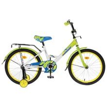 Велосипед 20' Graffiti Classic RUS, цвет белый/зелёный