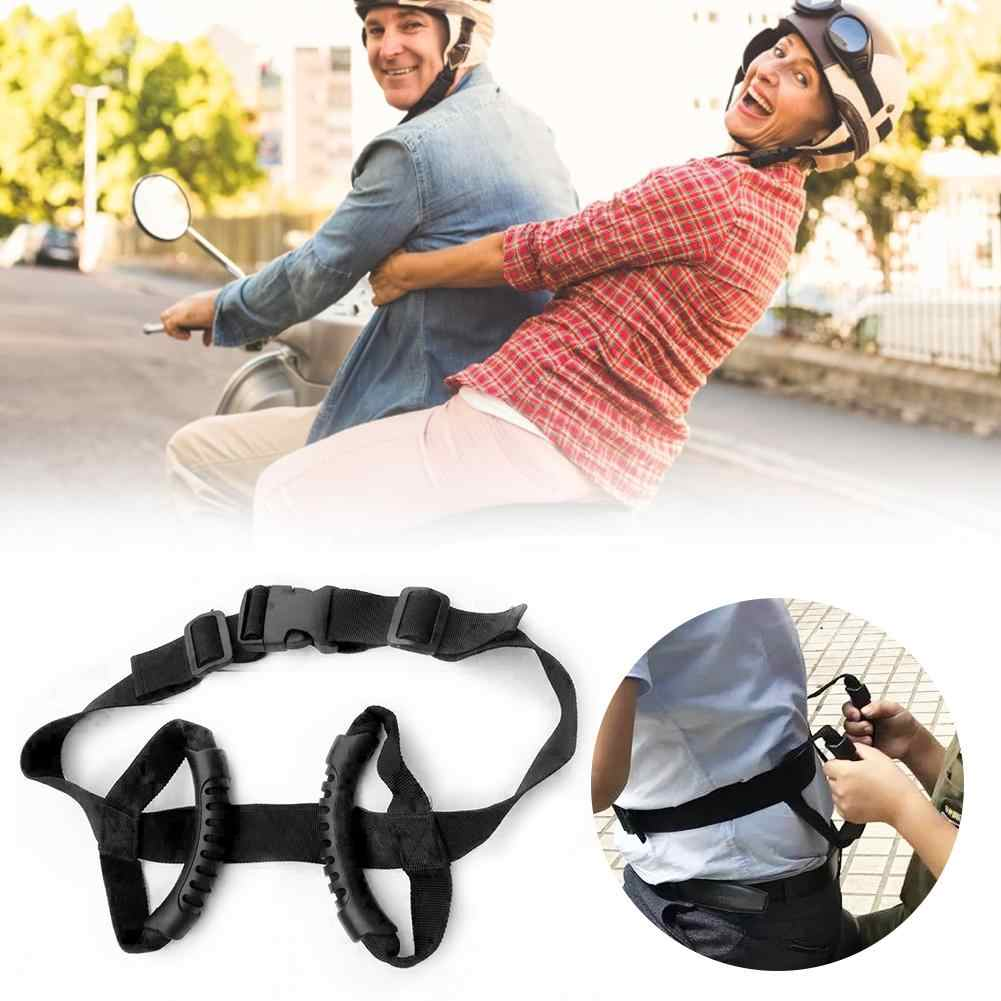 ילדי בטיחות אופנוע מושב חגורת מתכוונן קלע חגורת בטיחות אבזם אופנוע חשמלי אופניים רכיבה חגורת בטיחות לילדים