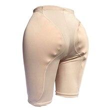 2PS Sponge Padded  Butt Lifter Breathable Hip Enhancer Sponge Hip Pad Buttock Lifter Beauty Ajusen for Women Men Crossdresser