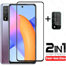 Glass Camera-Lens Protective-Glass Huawei Honor 10x-Lite for Tempered 9x