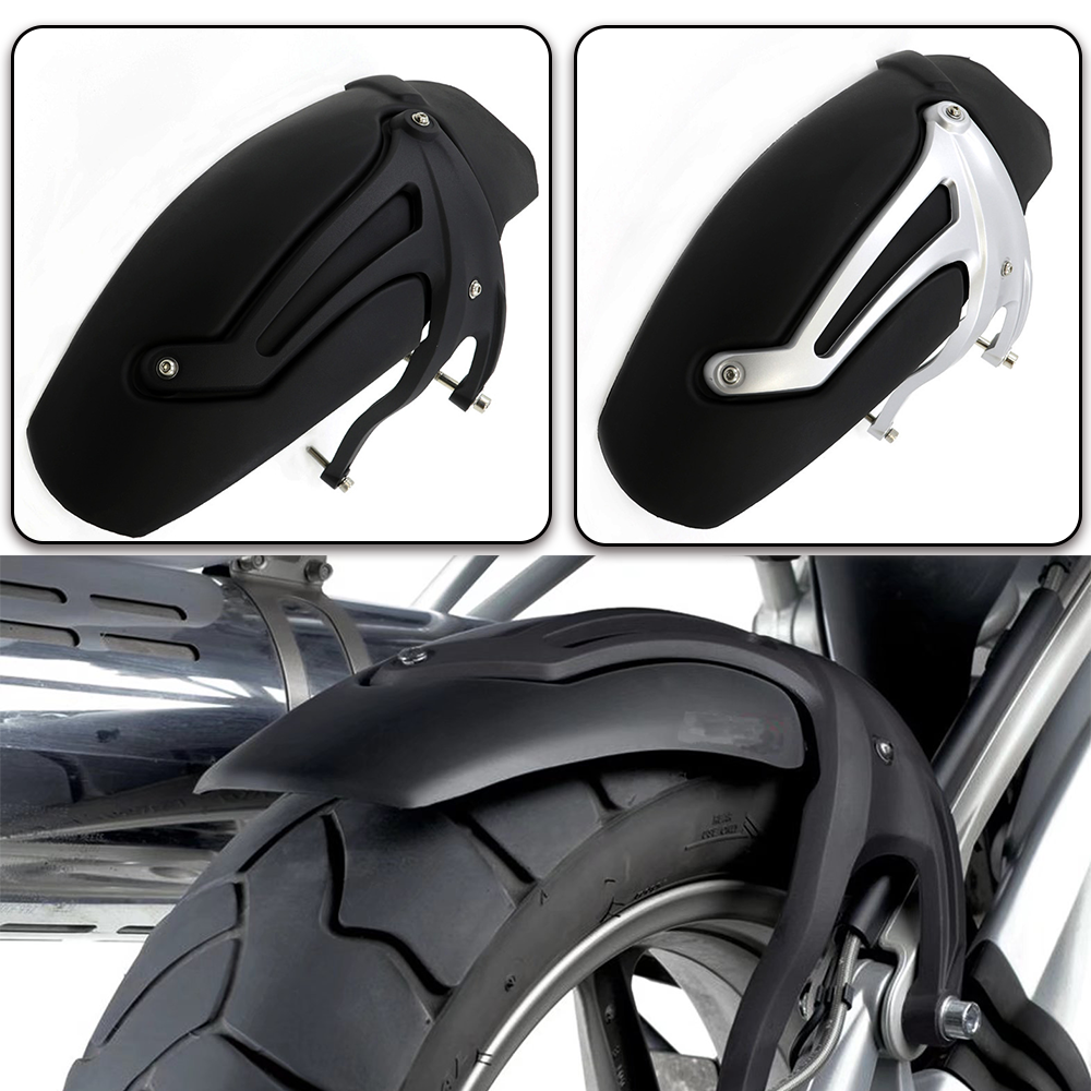 For BMW R1200GS <font><b>R1200ST</b></font> R1200RT R1200 R 1200 GS ST RT Fender Mudguard Splash Mud Guard Cover Protection Tire Wheel Hugger image