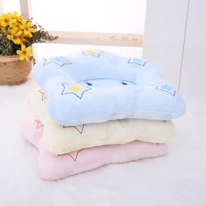 Cushion Pillow Room-Decor Sleep-Support Flat-Head Newborn-Baby Infant Prevent Cartoon