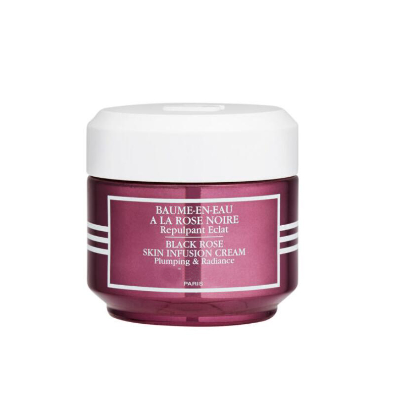 New Sealed Black Rose Skin Infusion Cream 1.6oz, 50ml Skincare Moisturizers With Face Oil High Quality