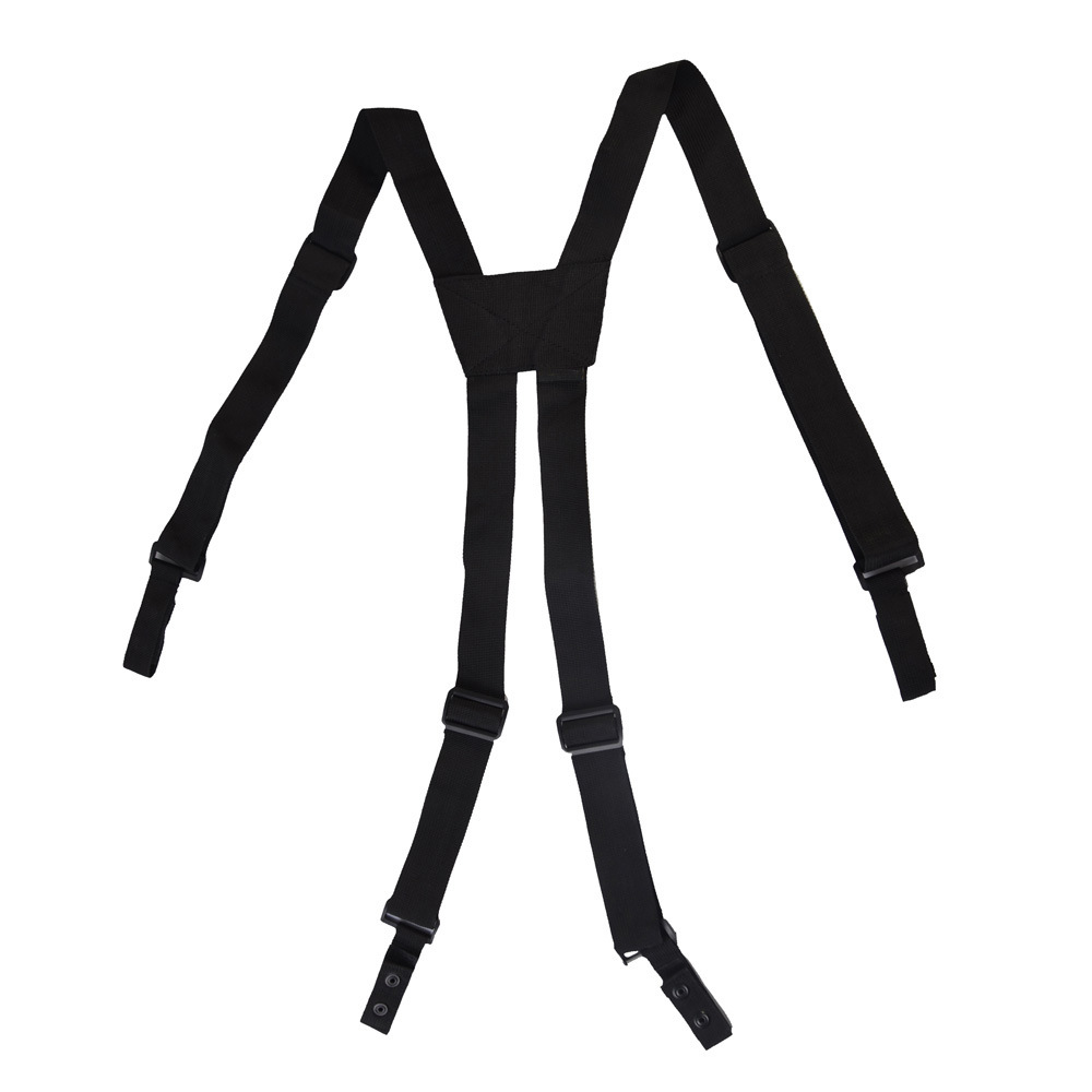 Heavy Duty Work Tool Suspender Platform Tactical Harness Multifunctional Suspension Heavy Sling H-type Combat Readiness Harness