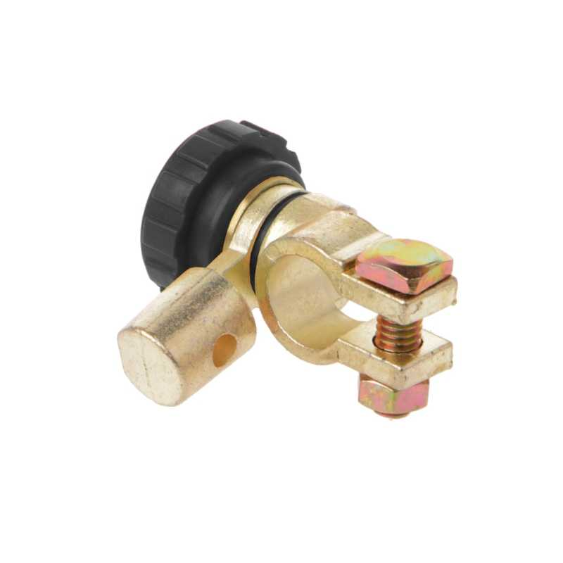 Batteria Terminal Switch Link Quick Cut-off Disconnect Per Auto Camion Parte L Forma