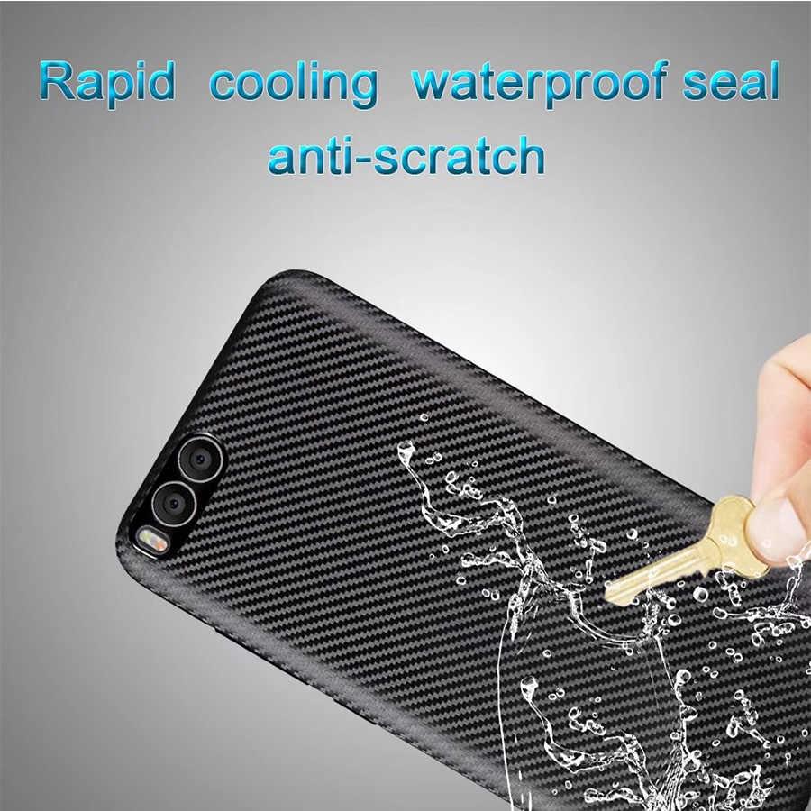 Для Xiaomi mi 6 Чехол из углеродного волокна с рисунком мягкий высококачественный Ультратонкий Роскошный чехол Xiaomi mi 6 Xio mi Coque противоударный