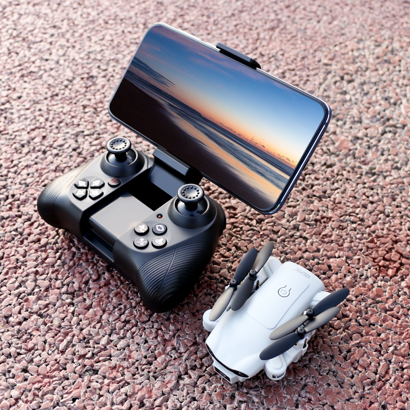 V9 New Mini Drone 4k profession HD Wide Angle Camera 1080P WiFi fpv Drone Dual Camera Height Keep Drones Camera Helicopter Toys 6