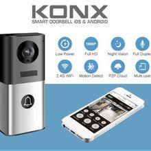 2MP 1080P Wide Angle Wireless WIFI Doorbell Intercom Visual