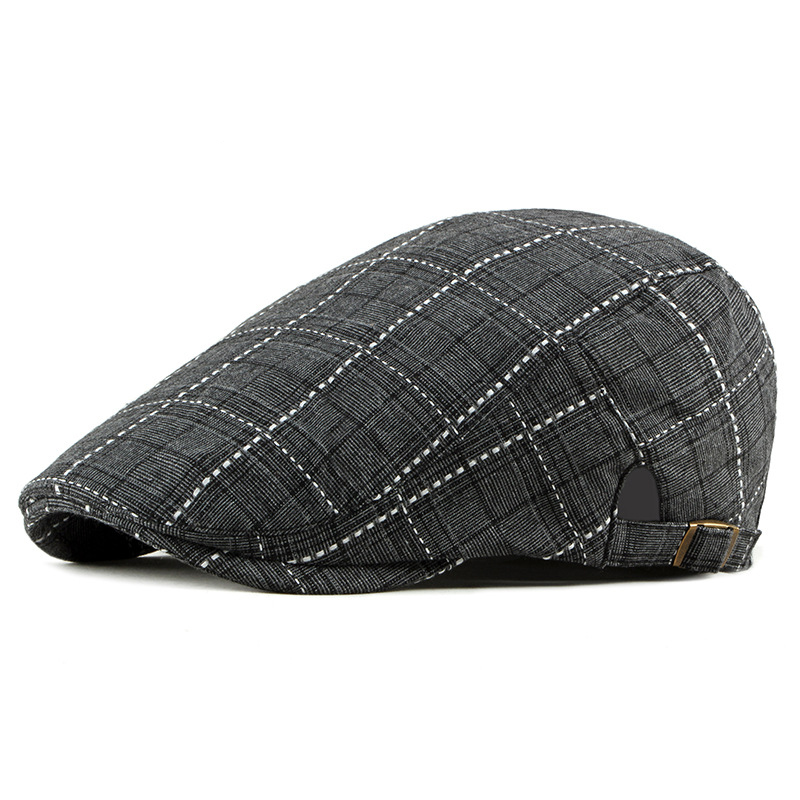 Casual Fashion Winter Hat for Men's - Male Tongue Cap