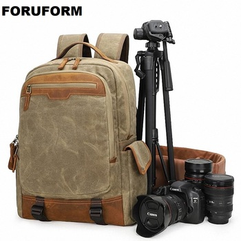 Multi-functional Camera Backpack Video Digital DSLR Bag Waterproof Outdoor Camera Bag Case for Nikon for Canon LI-2594
