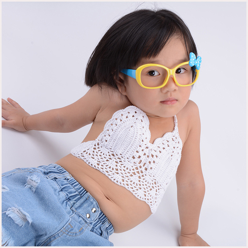 2018 Hot Selling CHILDREN'S Bikini AliExpress Beach Swimming Handmade 100% Cotton Coat Children Bathing Suit One's