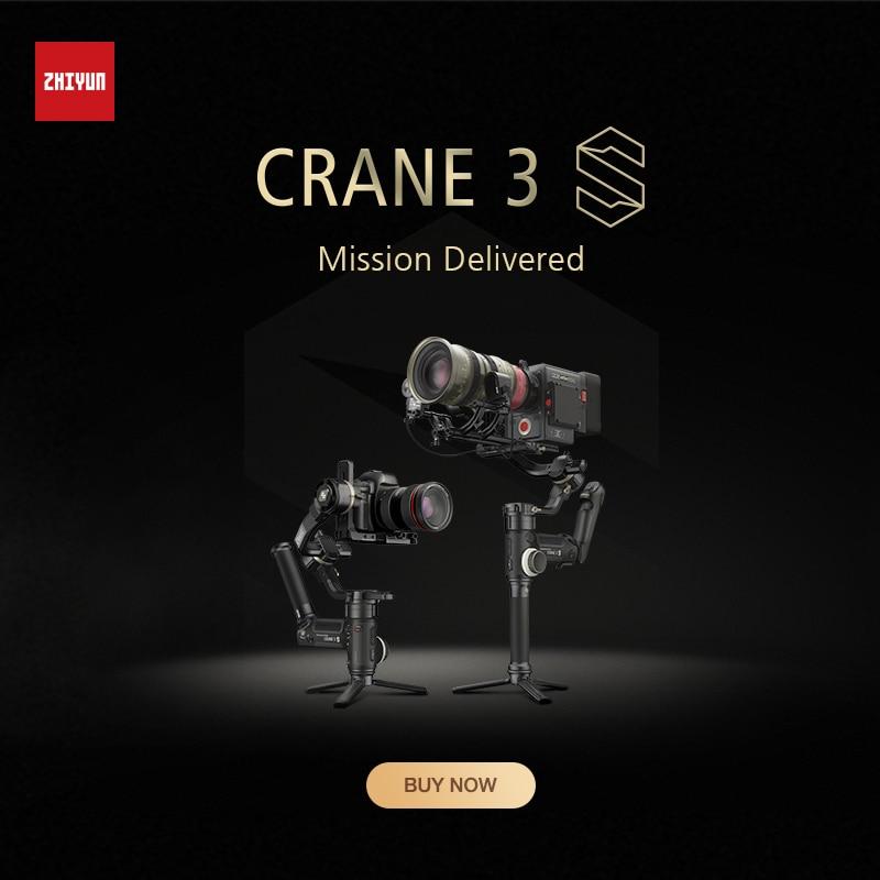ZHIYUN crane 3S S-E 3 ღერძიანი - კამერა და ფოტო - ფოტო 2