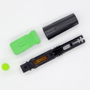 Image 5 - GONGFENG conector rápido de fibra óptica FTTH, 100 Uds., nuevo conector rápido de grado portador de modo único integrado, venta al por mayor especial