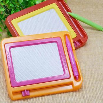 Baby Kids Erasable Magnetic Writing Drawing Painting Board Child Toy Gift image