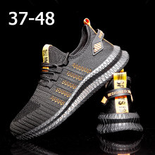 Кроссовки Damyuan мужские легкие, дышащая спортивная обувь, удобные модные сникерсы, повседневная обувь, 47 больших размеров, 48