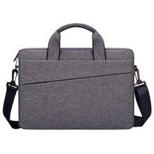 Чехол для ноутбука 133 14 156 дюймов водонепроницаемый портфель