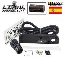 LZONE - Billet PCV Kit de eliminación de placa adaptador de renovación para Volkswagen(VW)/Audi/asiento/Skoda EA113 motores con logotipo PQY TSB01