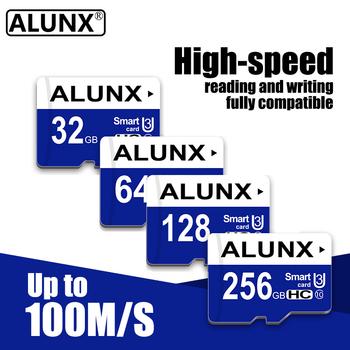 Karta pamięci 128G High speed class10 8GB 16GB 32GB karta micro sd 64GB tarjeta microsd 256gb tanie i dobre opinie ALUNX NONE 10M S NB007 CN (pochodzenie) Karta TF Micro SD
