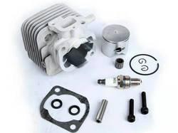 29CC 30.5CC displacement cylinder kit for 1/5 ROFUN KM HPI LOSI gas RC car