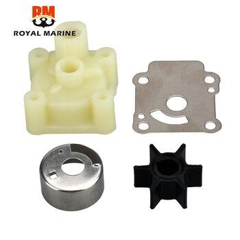 цена на Water pump Assy 3B2-65016 for  Tohatsu Hidea Nissan 2 stroke 9.8HP  2/4T outboard motor  3B2-65016-0