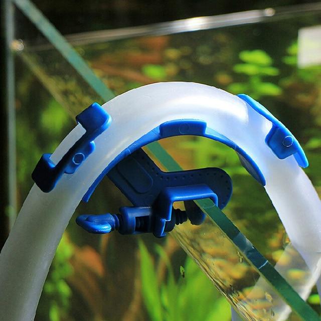 Aquarium Filtration Water Hose Holder  2