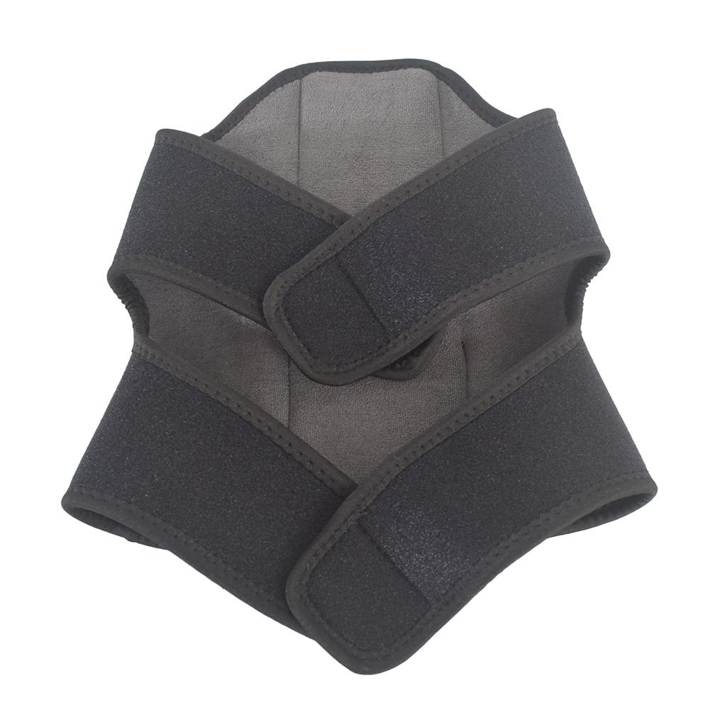 1 Pair Knee Brace Patella Booster Guard Non Slip Outdoor Squat Training Climbing Protector Ergonomic Pad Sports Support