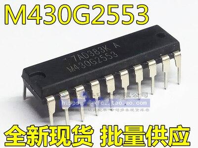 1pcs MSP430G2553IPW20R IC MCU 16BIT 16KB FLASH 20TSSOP 430G2553 MSP430G2553