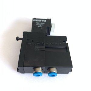 Image 1 - M2.184.1111/05 MEBH 4/2 QS 4 SA 4 2 Weg Magneetventiel Voor Heidelberg CD102 XL105 Pm52 XL75 Sm74 Machine onderdelen